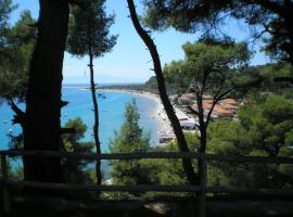 Beach House, Posidi