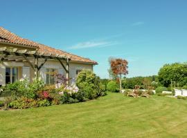 Villa La Preze 10, Roussines (рядом с городом La Séguinie)