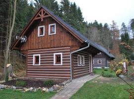 Chaloupka Anna, Dolní Chřibská (Doubice yakınında)