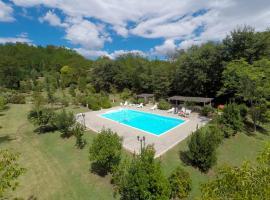 Villaggio Paradiso casa vacanze, Montevarchi (Ricasoli yakınında)