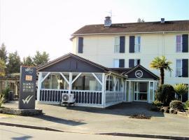 Hotel Wood Inn Bordeaux Aéroport, Мериньяк (рядом с городом Veyrines)