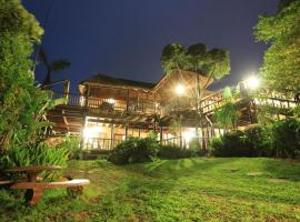 Ndiza Lodge and Cabanas, St. Lucia