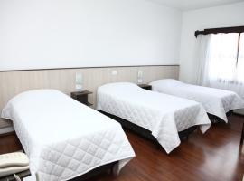 Hotel Alpenrose, Treze Tílias