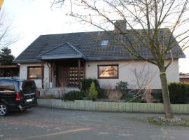 """Der Fuchsbau"" in Beverstedt, Beverstedt (Wehdel yakınında)"