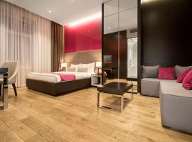 Maccani Luxury Suites