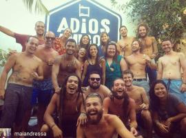 Adios Amigos Hostel Alto Mar