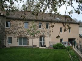 Gîte d'Arzenc de Randon, Arzenc-de-Randon (рядом с городом Chabestras)