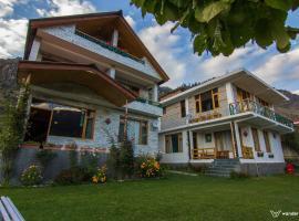 Clifftop Cottages - A Wandertrails Showcase, Манали (рядом с городом Kothi)