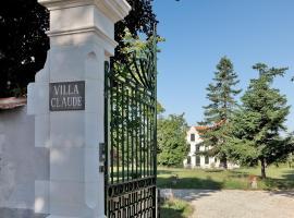 Villa Claude, Коньяк (рядом с городом Chérac)