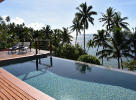 Island Breeze Fiji, Navatu (рядом с городом Natuvu)
