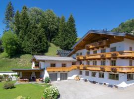 Pension Jagdhof, Sankt Johann im Pongau (Grub yakınında)