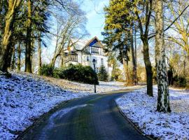 Privatzimmer Villa Dix, Werdau (Fraureuth yakınında)