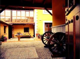 Hotel Rural Monasterio de Ara-Mada, Santa Colomba de las Arrimadas (Ranedo de Curueño yakınında)