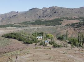 Alauri Ñire, Huinganco (Las Ovejas yakınında)