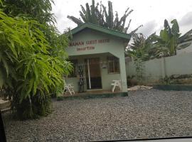 Ghanaman Guesthouse, Agona