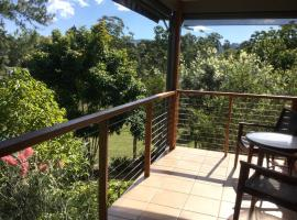 The Croft Bed and Breakfast, Murwillumbah (Carool yakınında)