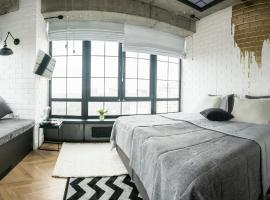Дизайн-Готель Rooms and Rumors