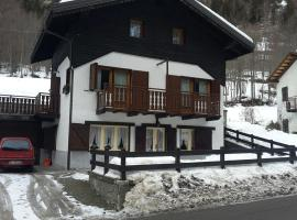 Casa Lilia, Antey-Saint-André (Torgnon yakınında)