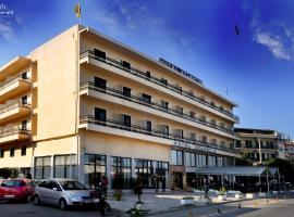 Hotel Atlantis, Корфу