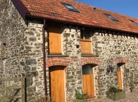 East Trayne Holiday Cottages, South Molton (рядом с городом Mariansleigh)