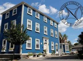 Northey Street House, Salem