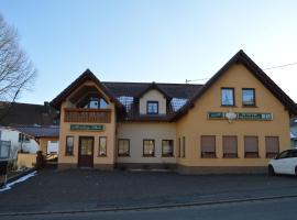 Gasthaus und Pension Mombergstube, Oberthal