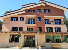 Hotel del Lago Ampollino, Torre Caprara