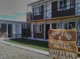 Hostel y Camping Arreglate Como Puedas, Gobernador Gregores