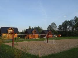 """Dom drewniany """"Gródek Rodzinny"""""""