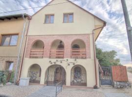 Vinný sklep a ubytování u Rebendů, Tvrdonice (Hrušky yakınında)