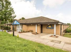 Days Inn Sutton Scotney North, Саттон-Скотни (рядом с городом Micheldever Station)