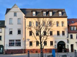 Hotel Restaurant Mohren, Triptis (Auma yakınında)
