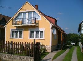 Németh Apartman, Kisapáti (рядом с городом Gyulakeszi)
