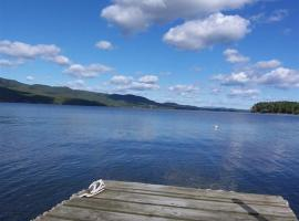 Breathtaking New Lake Champlain Escape!, Addison (in de buurt van Ticonderoga)
