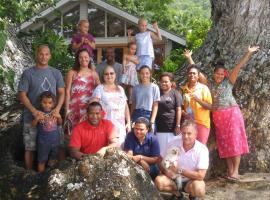 Sau Bay Fiji Retreat - off Taveuni, Nawi