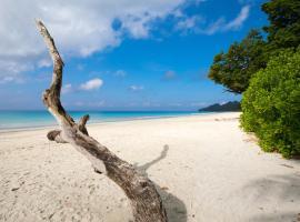 Taj Exotica Resort & Spa, Andamans, Остров Хейвлок (рядом с городом Baratang Island)