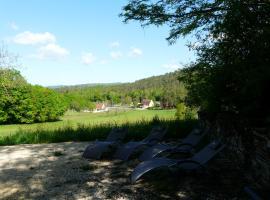La Grange des champs -, Carsac-Aillac (рядом с городом Turnac)