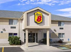 Super 8 by Wyndham Colorado Springs Airport