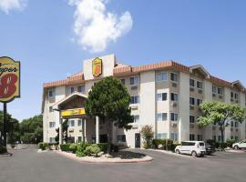 Super 8 by Wyndham Austin North/University Area