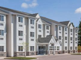 Microtel Inn & Suites Sault Ste. Marie, Sault Ste. Marie (Goulais River yakınında)