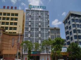 City Comfort Inn Hepu South Huanzhu Branch, Hepu