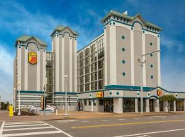 Super 8 By Wyndham Virginia Beach Oceanfront 2 Star Hotel