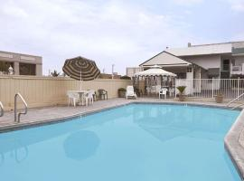 Travelodge by Wyndham Fresno Convention Center Area