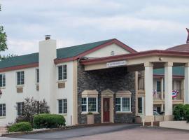 Knights Inn Colorado Springs Central