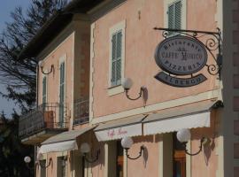 Albergo morico, Foligno (Vescia yakınında)