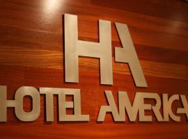 Hotel America, Игуалада (рядом с городом Жорба)