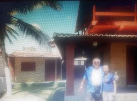 casa em Tabatinga RN, Nísia Floresta (Barra de Tabatinga yakınında)