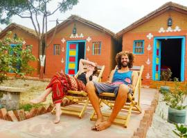 Village Homestay, Агра (рядом с городом Itimādpur)