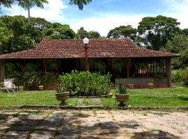 Sitio Santa Isabel, Vassouras (Paraíba do Sul yakınında)