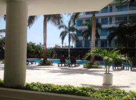 Apartamento Seaway Morros Zona Norte, Cartagena de Indias (La Boquilla yakınında)